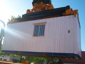Módulos Habitables Contenedores / Containers Marítimos