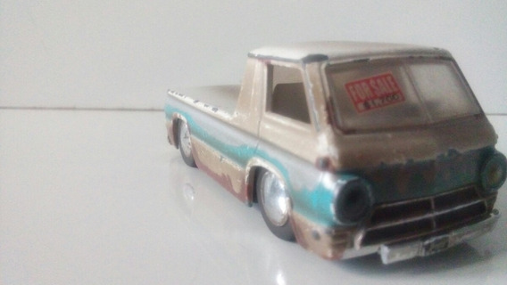 Dodge A100 1963 Jada Toys Escala 1/64
