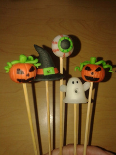 10 Brochets De Halloween