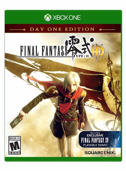 Final Fantasy Type-0 Hd - Xbox One - Pronta Entrega!