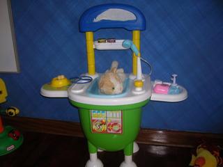 Bañera De Mascotas Para Niños O Niña De 3 A 6 Años