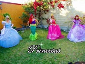 Show De Princesas Moana,frozen,equestria,hadas,barbies...