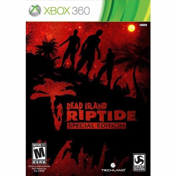 Oferta! Jogo Xbox 360: Dead Island Riptide - Special Edition