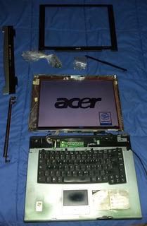 Notebook Acer Aspire 2413lci - Carcasa Y Partes