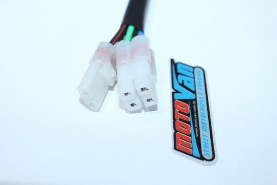 Chicote Cdi Honda Crf230 Crf 230 - Plug Conector