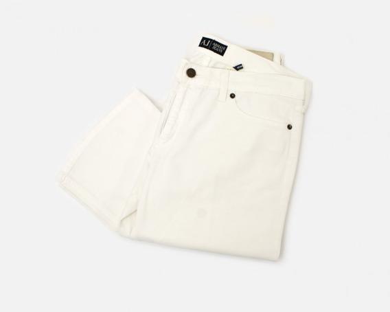 Jeans Blancos Armani Jeans