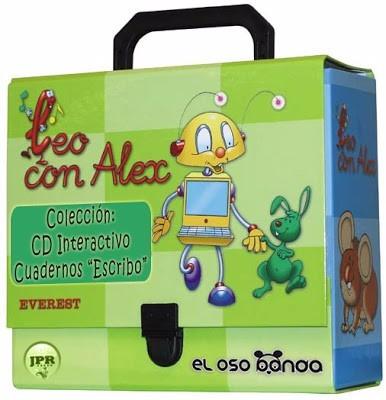 Juego Educativo: Coleccion Leo Con Alex (envío Digital)
