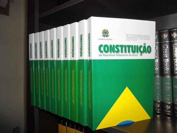 Promoção - Constituição Federal 2019 99ª Emenda Lei Seca