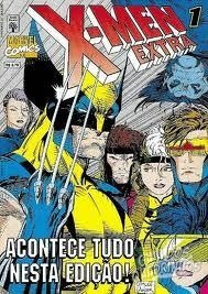 Hq Gibi X Men Extra 1 Marvel Ano 1995