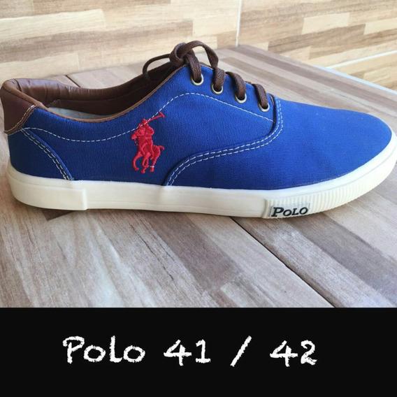 Sapatenis Polo
