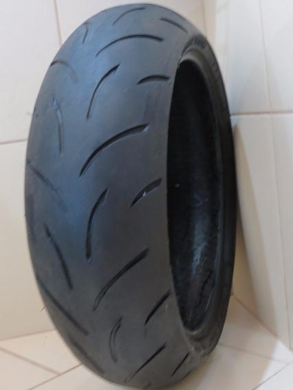 Pneu 190 50 17 Bridgestone Bt Bmw Ducati Comet R1 R6