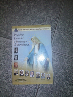 Revista Da Academia De Letras E Artes Mater Salvatoris Prim