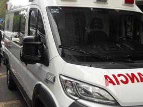 Ambulancia Fiat Ducato 2018