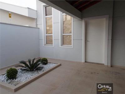 Casa Residencial À Venda, Jardim Paulista - Itu/sp - Li276