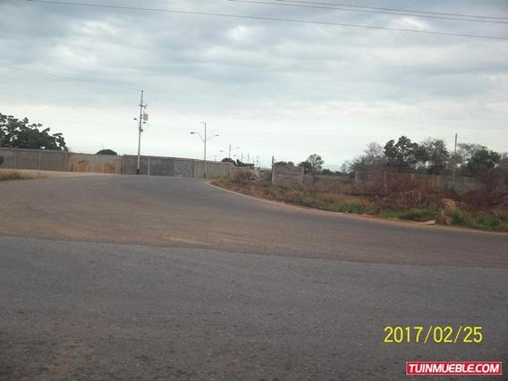 Terreno De 1 Hectarea Via Caigua. Sector Sta Barbara.