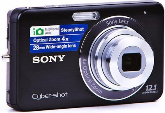 Câmera Sony Dsc-w310 + Bolsa E Acessorios