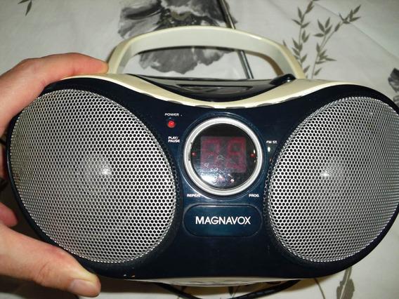 Aparelho De Som Philips Magnavox Mcs235/78**********só Rádio