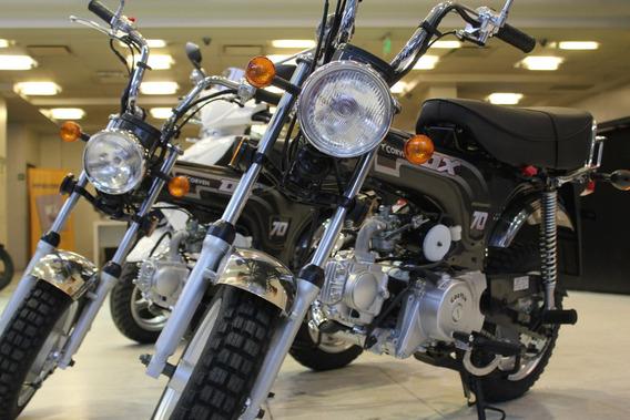 Corven Dax 70 - Motos Del Sur Entrega Inmediata