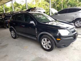 Chevrolet Captiva Sport 2.4 Ecotec Sucata Para Peças 2012