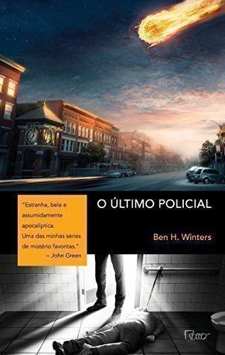 Livro O Ultimo Policial Ben H. Winters Novo