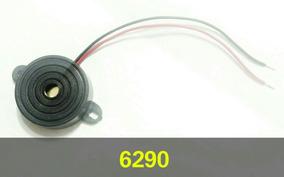 10pç - Microeletron Sonalarm Buzzer Sb-3/30v-1-c (6290)