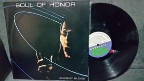 Lp Soul Of Honor - Ancient Blood Metal Frete Gratis