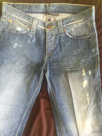 Jeans Armani Exchange Talla 4 Reg Incluye Envio