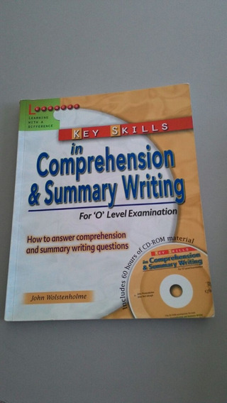 Key Skills In Comprehension And Summary Writing Book