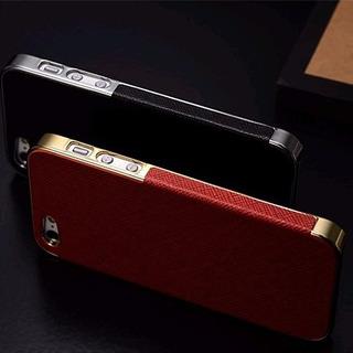 Capa Case iPhone 5/5s Apple Luxo Kit Com 5 Und. Promoção