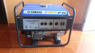 Generador Electrico Yamaha 4.5 Kva