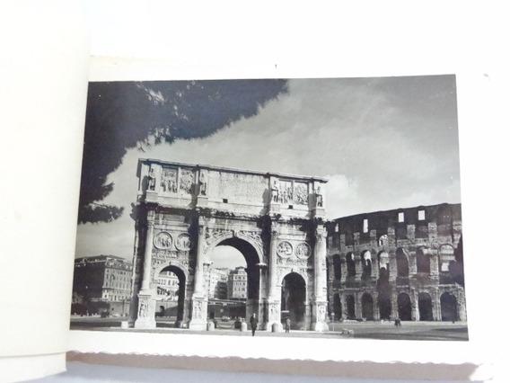 Muitas Fotografias Originais De Roma Olimpica Album Anos 50