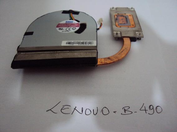 Notebook Lenovo- B490 -retirada De Peças - Usado