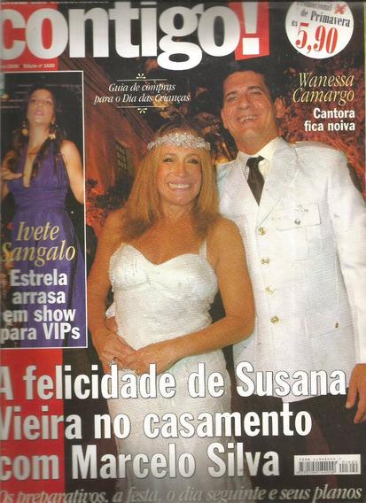 Revista Contigo 1620 De 2006 - Ivete Sangalo - Suzana Vieira