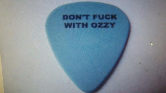 Pua Ozzy Osbourne - Black Sabbat Unica Usda En Show
