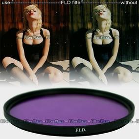 Filtro Fld 58mm Para Camera Canon 18-55mm