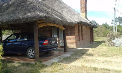 Cabaña Ladrillo A La Vista En Barrio Country. A/banco