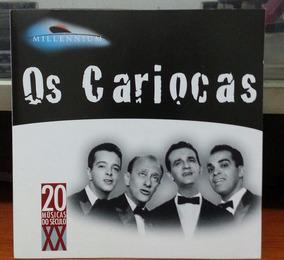 Os Cariocas - Coleção Millenium - 1999 (cd)