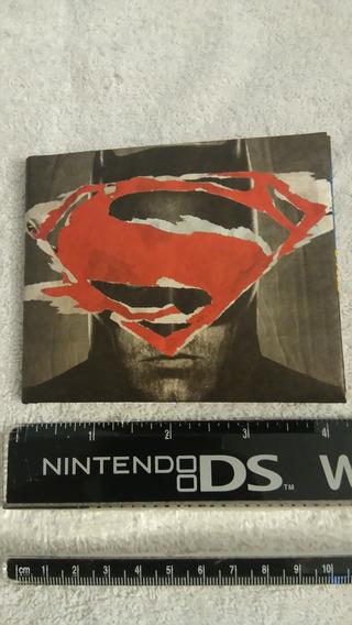 Billetera Batman Vs Superman Papel