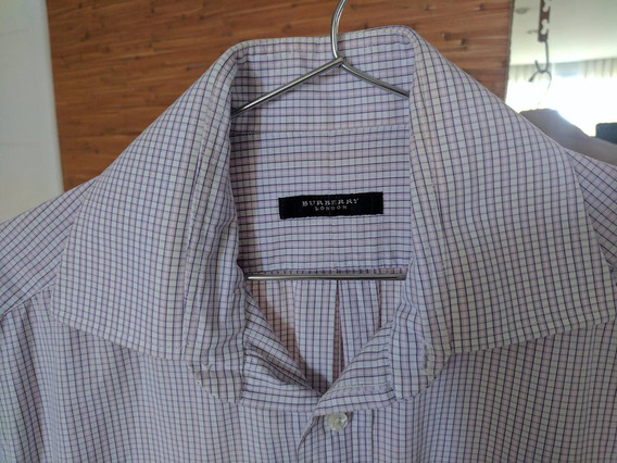 Camisa Burberry 15r - Made In Usa
