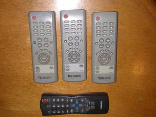 Control Remoto Tv Convencionales Microsonic Queda Sólo 1 !