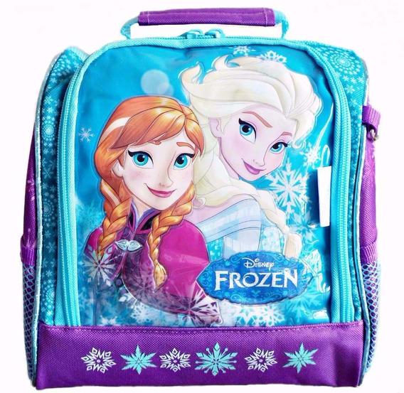 Lancheira Térmica Frozen Exclusivo Original Reforçada