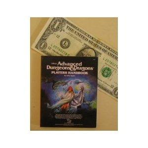 Players Handbook - Ad&d Edicion Coleccionable En Miniatura