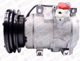 Compressor Ar Condicionadado 10s17c Caterpillar 310 320 Novo