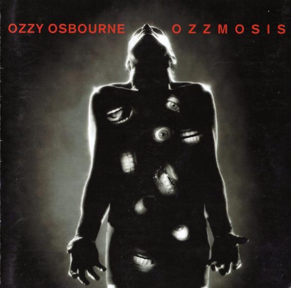 Ozzy Osbourne Ozzmosis Cd Nuevo Cerrado Importado Eu