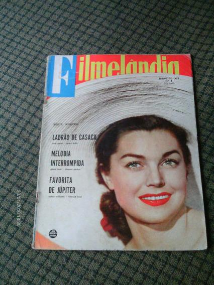 Filmelandia N. 8 Julho De 1955 - Leia O Anuncio ...