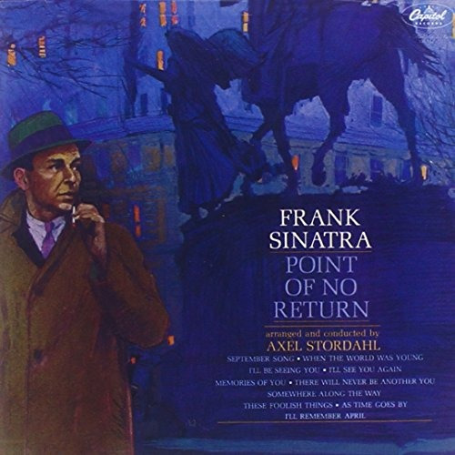 Cd : Frank Sinatra - Point Of No Return (remastered)