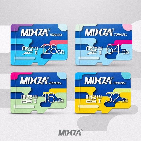 Mixza Cartão De Memória De 128 Gb 64 Gb 32 Gb 16 Gb 8 Gb