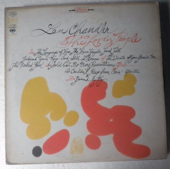 Lp Len Chandler - The Lovin