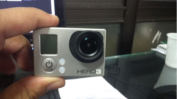 Câmera Gopro Hero3 White Wifi + Dispaly Lcd + 32gb