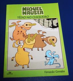 Hq - Níquel Náusea - Tédio No Chiqueiro